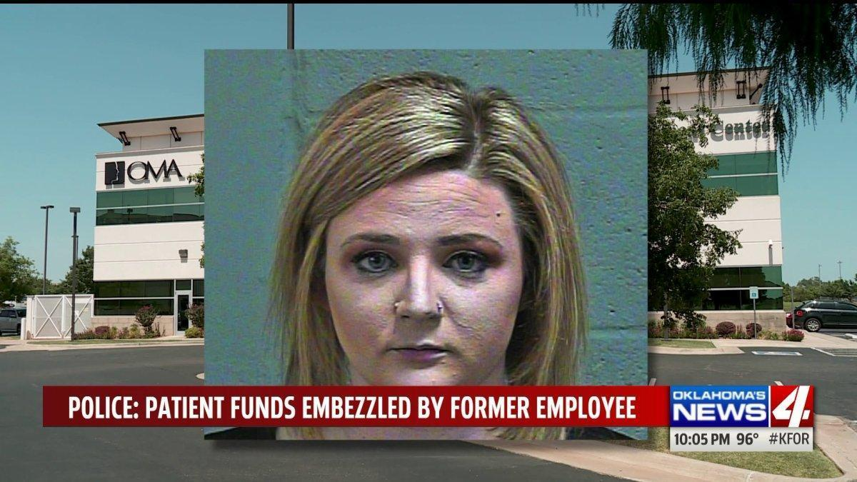 Former oral surgeon employee facing embezzlement charges